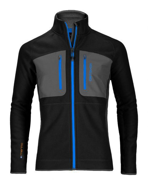 MERINO TEC-FLEECE JACKET HERREN